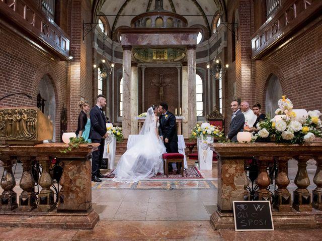 Il matrimonio di Mario e Simona a Mortara, Pavia 24