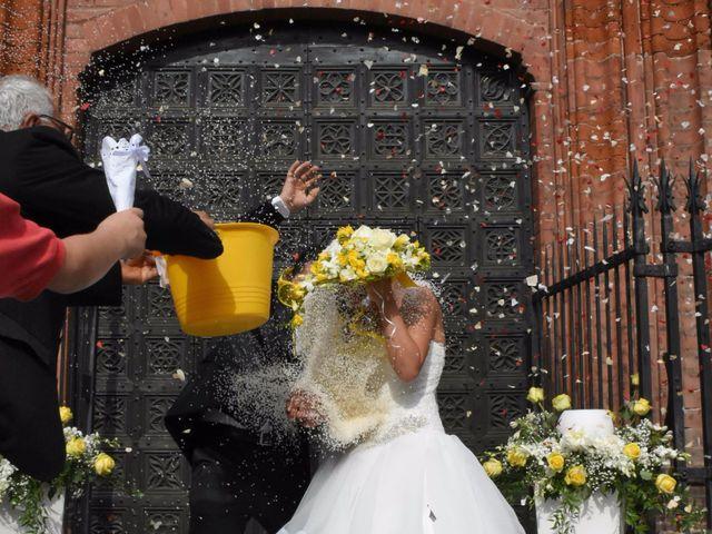 Il matrimonio di Mario e Simona a Mortara, Pavia 26