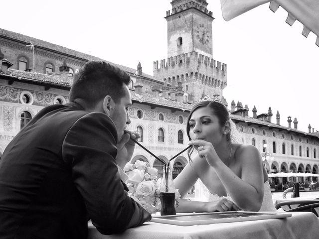 Il matrimonio di Mario e Simona a Mortara, Pavia 29