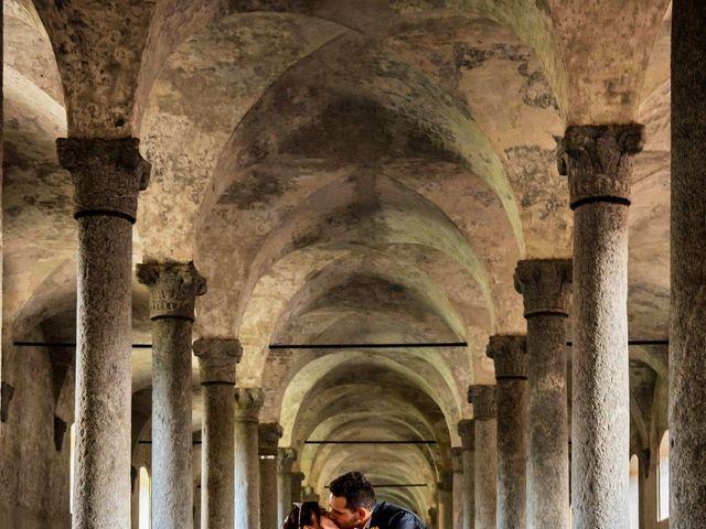 Il matrimonio di Mario e Simona a Mortara, Pavia 30