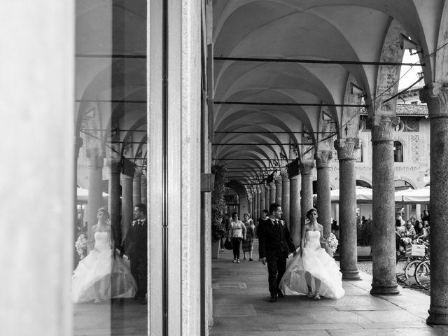 Il matrimonio di Mario e Simona a Mortara, Pavia 31