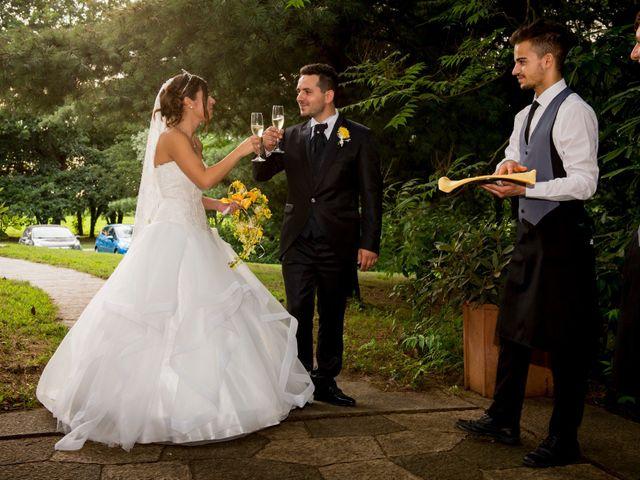 Il matrimonio di Mario e Simona a Mortara, Pavia 34