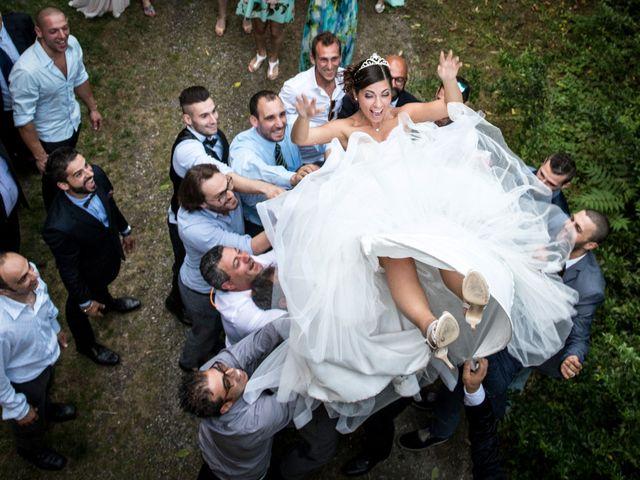 Il matrimonio di Mario e Simona a Mortara, Pavia 35