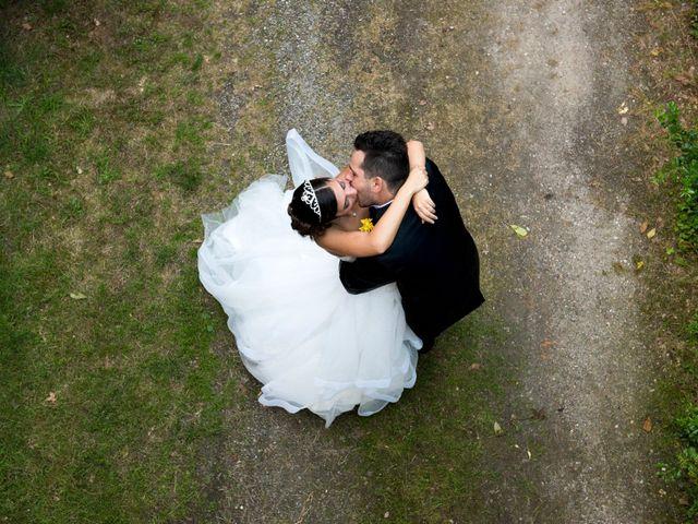 le nozze di Simona e Mario