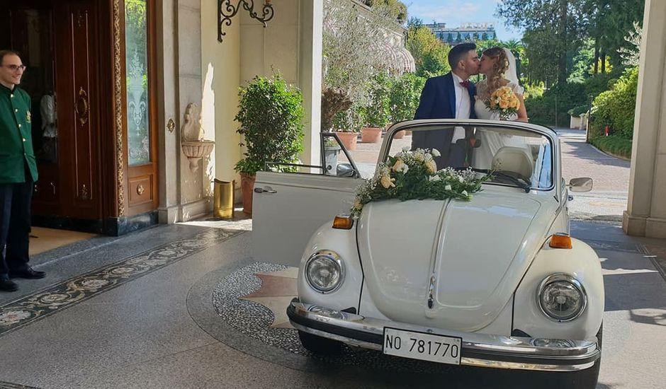 Il matrimonio di Riccardo e Mihaiela a Stresa, Verbania