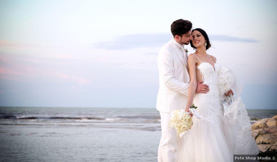 Il matrimonio di Mauro e Shari a Grottammare, Ascoli Piceno