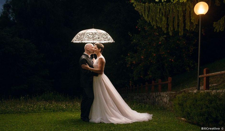 Il matrimonio di Luca e Aleksandra a Malo, Vicenza