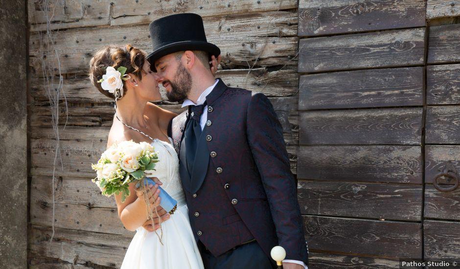 Il matrimonio di Matteo e Erika a Ricengo, Cremona