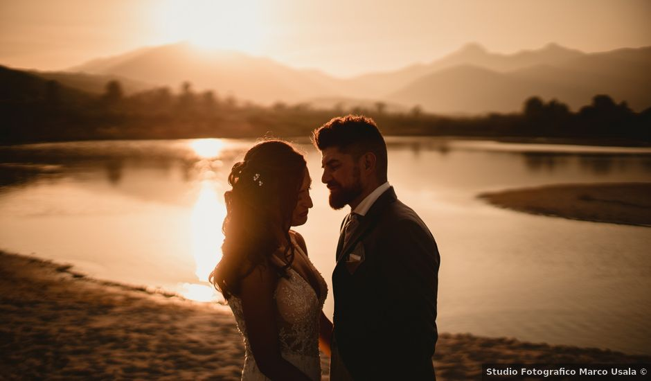 Il matrimonio di Roberto e Antonella a San Teodoro, Sassari