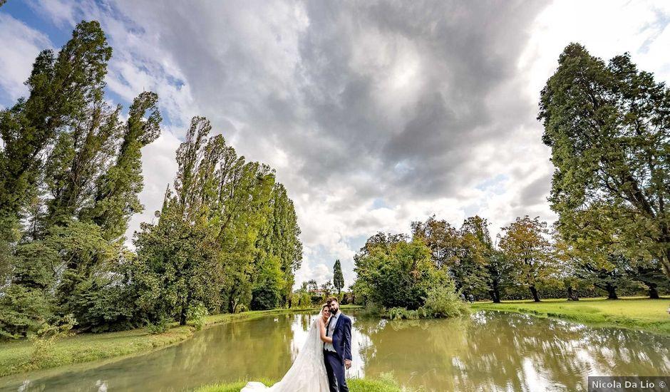 Il matrimonio di Daniele e Erica a San Giorgio delle Pertiche, Padova