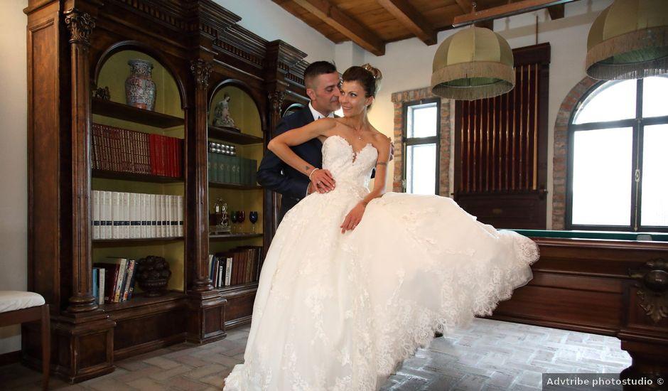 Il matrimonio di Francesco e Emanuela a Lacchiarella, Milano