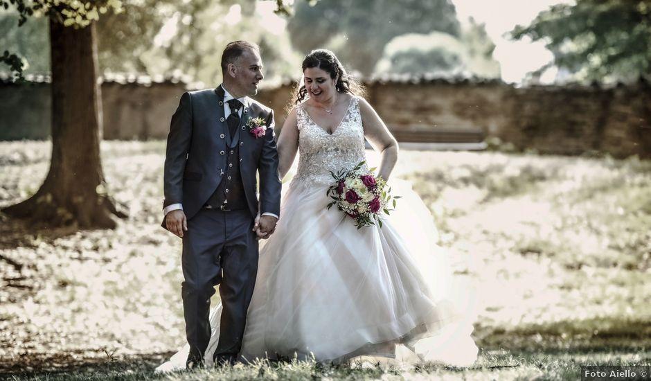 Il matrimonio di Emiliano e Maria a Nerviano, Milano