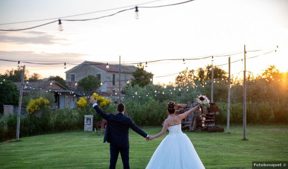 Il matrimonio di Emanuele e Samaneh a Rimini, Rimini