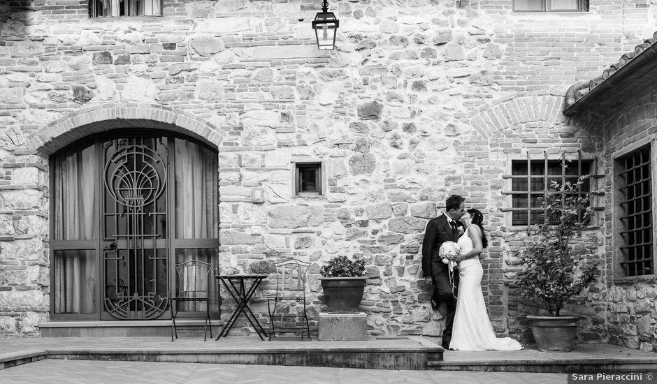 Il matrimonio di Giovanni e Giusy a Pistoia, Pistoia