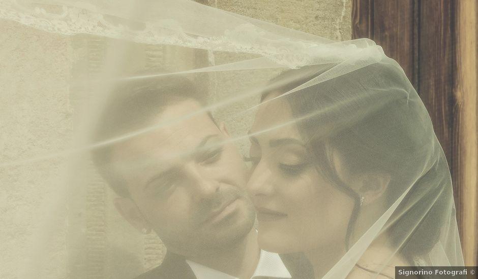 Il matrimonio di Valentina e Fabio a Castell'Umberto, Messina