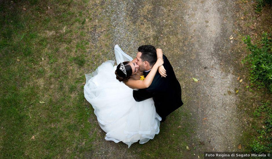 Il matrimonio di Mario e Simona a Mortara, Pavia