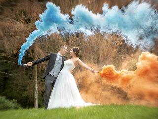 Le nozze di Giulia e Dennis 1