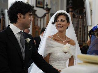 Le nozze di Nicola e Romina 1