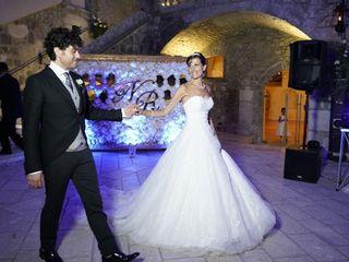 Le nozze di Nicola e Romina