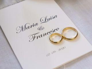 Le nozze di Maria Luisa e Francesco 1