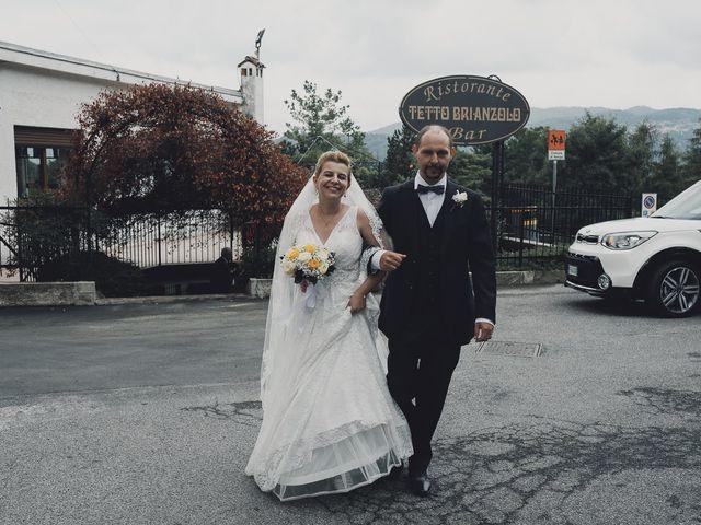 Il matrimonio di Massimo e Elena a Seregno, Monza e Brianza 1