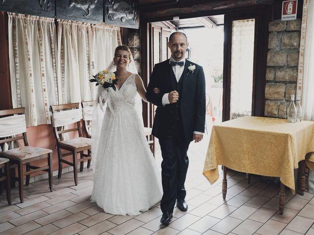 Il matrimonio di Massimo e Elena a Seregno, Monza e Brianza 3