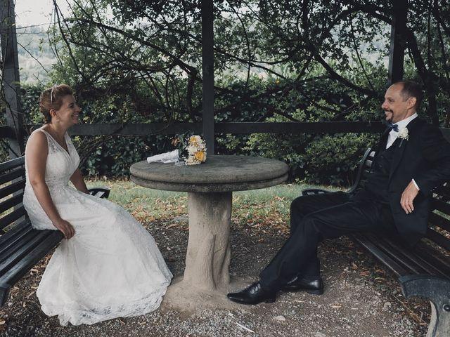 Il matrimonio di Massimo e Elena a Seregno, Monza e Brianza 15