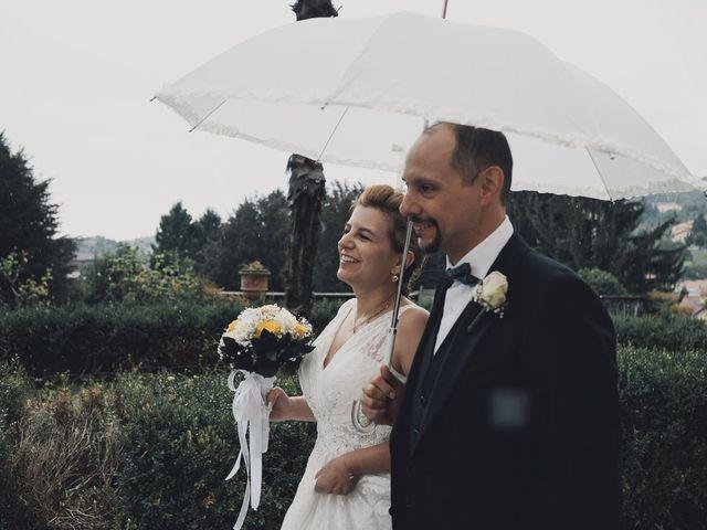 Il matrimonio di Massimo e Elena a Seregno, Monza e Brianza 17