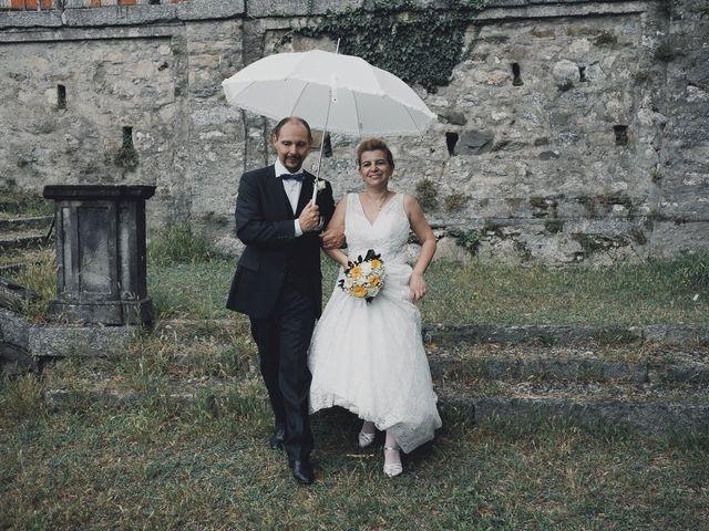 Il matrimonio di Massimo e Elena a Seregno, Monza e Brianza 18