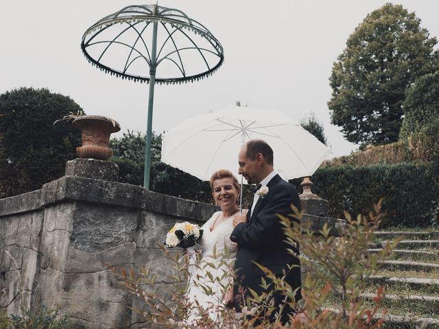 Il matrimonio di Massimo e Elena a Seregno, Monza e Brianza 21