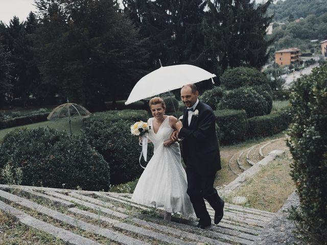 Il matrimonio di Massimo e Elena a Seregno, Monza e Brianza 22