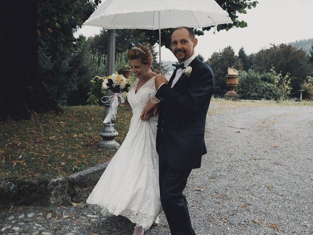 Il matrimonio di Massimo e Elena a Seregno, Monza e Brianza 23