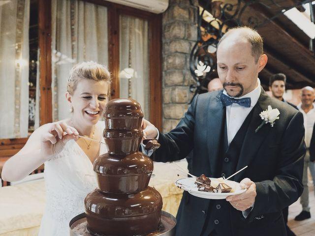 Il matrimonio di Massimo e Elena a Seregno, Monza e Brianza 25