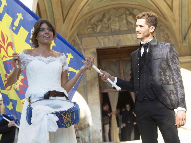 Il matrimonio di Michele e Sara a Lucca, Lucca 2