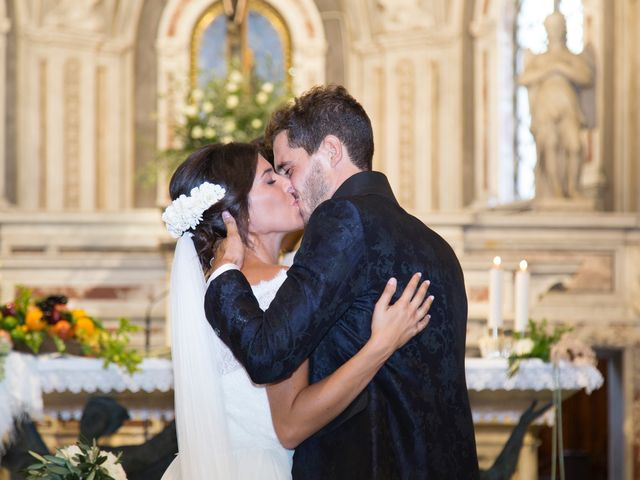 Il matrimonio di Michele e Sara a Lucca, Lucca 6
