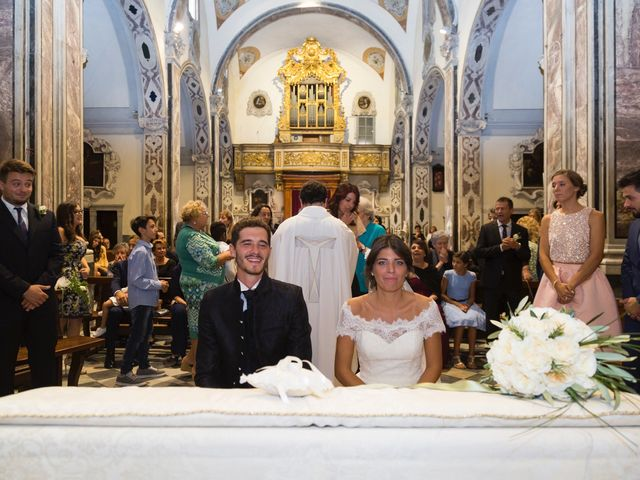 Il matrimonio di Michele e Sara a Lucca, Lucca 8