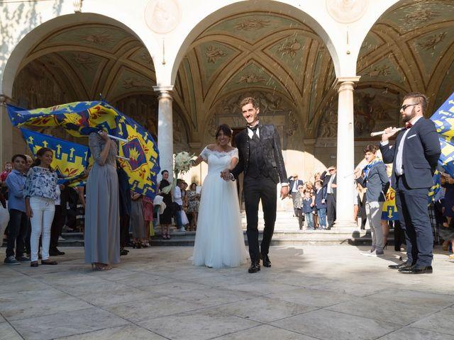 Il matrimonio di Michele e Sara a Lucca, Lucca 9