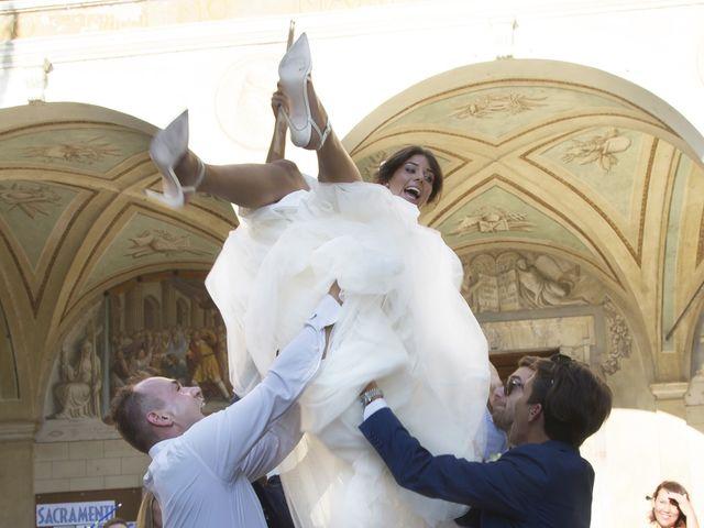 Il matrimonio di Michele e Sara a Lucca, Lucca 10