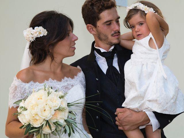 Il matrimonio di Michele e Sara a Lucca, Lucca 1