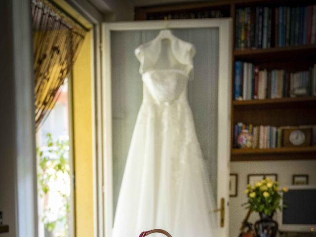 Il matrimonio di Luca e Alessandra a Treviglio, Bergamo 3
