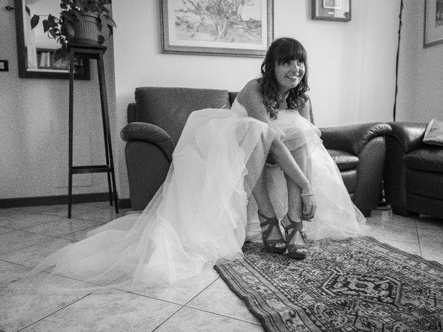 Il matrimonio di Luca e Alessandra a Treviglio, Bergamo 12