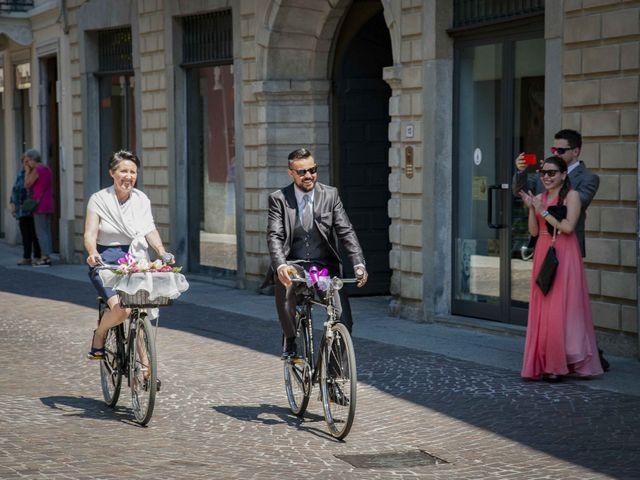 Il matrimonio di Luca e Alessandra a Treviglio, Bergamo 15