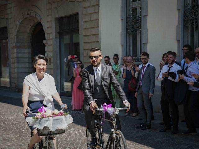 Il matrimonio di Luca e Alessandra a Treviglio, Bergamo 16