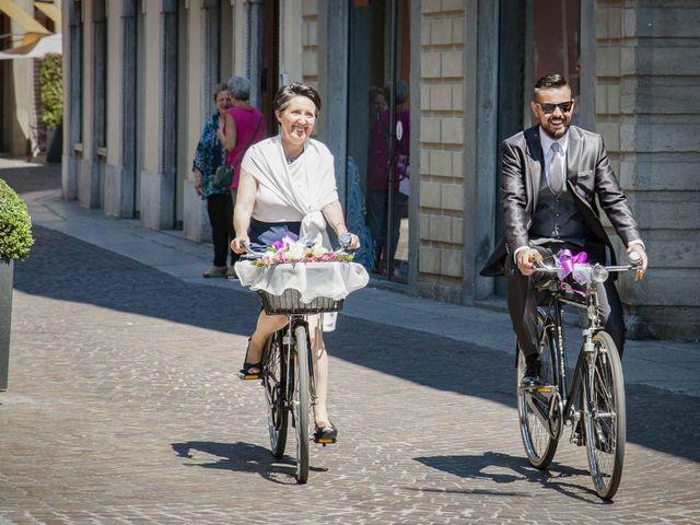 Il matrimonio di Luca e Alessandra a Treviglio, Bergamo 17