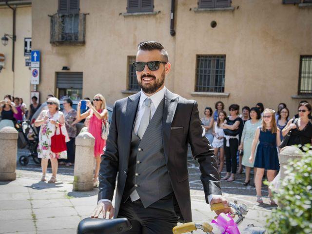 Il matrimonio di Luca e Alessandra a Treviglio, Bergamo 18