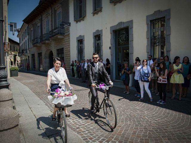 Il matrimonio di Luca e Alessandra a Treviglio, Bergamo 19