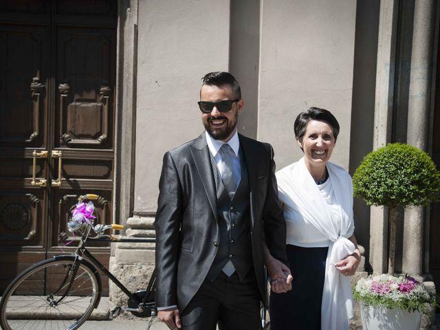 Il matrimonio di Luca e Alessandra a Treviglio, Bergamo 20