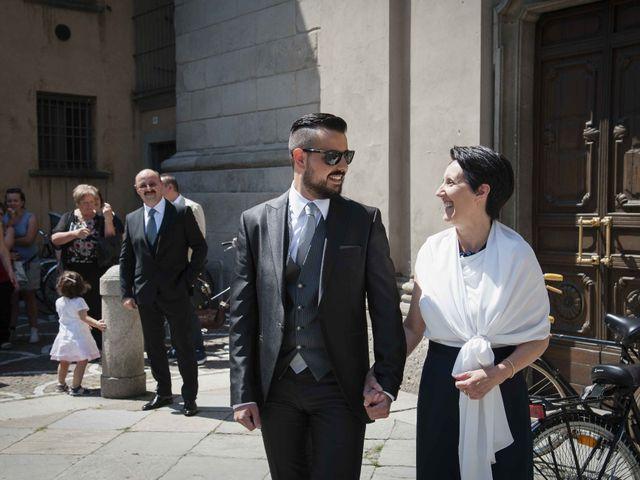 Il matrimonio di Luca e Alessandra a Treviglio, Bergamo 21