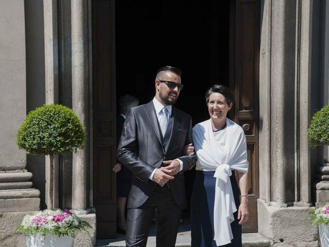Il matrimonio di Luca e Alessandra a Treviglio, Bergamo 22