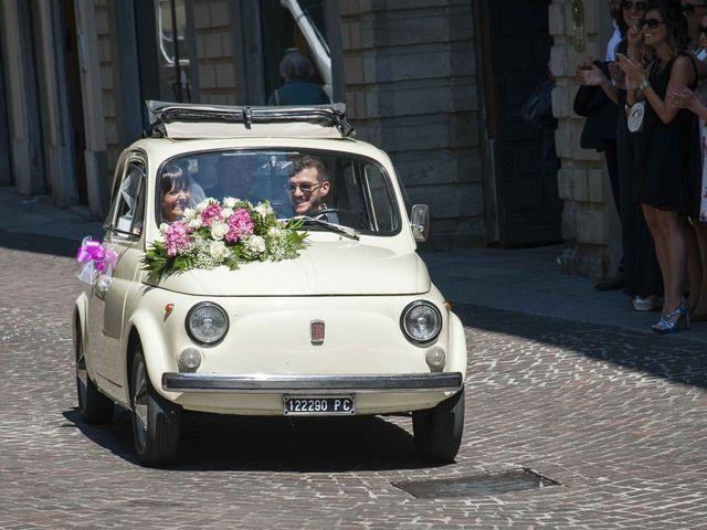 Il matrimonio di Luca e Alessandra a Treviglio, Bergamo 24